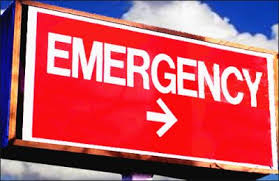EmergencySign Red